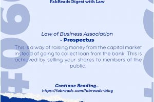 FabReads Digest with Law #060