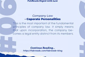 FabReads Digest with Law #061