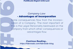 FabReads Digest with Law #062